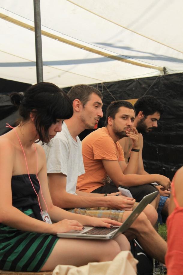1408 14Fân Fest - Debates Casa Jurnalistului - Notre Dame des Landes - Fracking (19)
