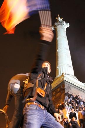 Francia: entre el miedo y lalibertad