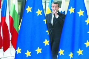 Las contradicciones de Macron: Cada cosa y locontrario