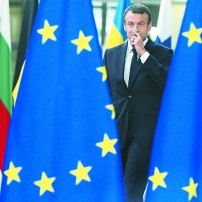 Macron: Cada cosa y locontrario
