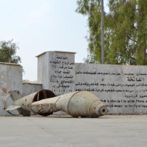 Halabja: El olor de lamanzana