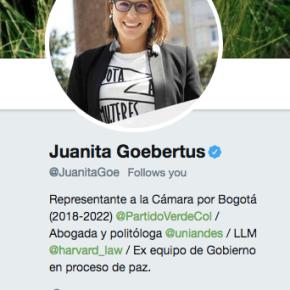 Lo que calla JuanitaGoebertus